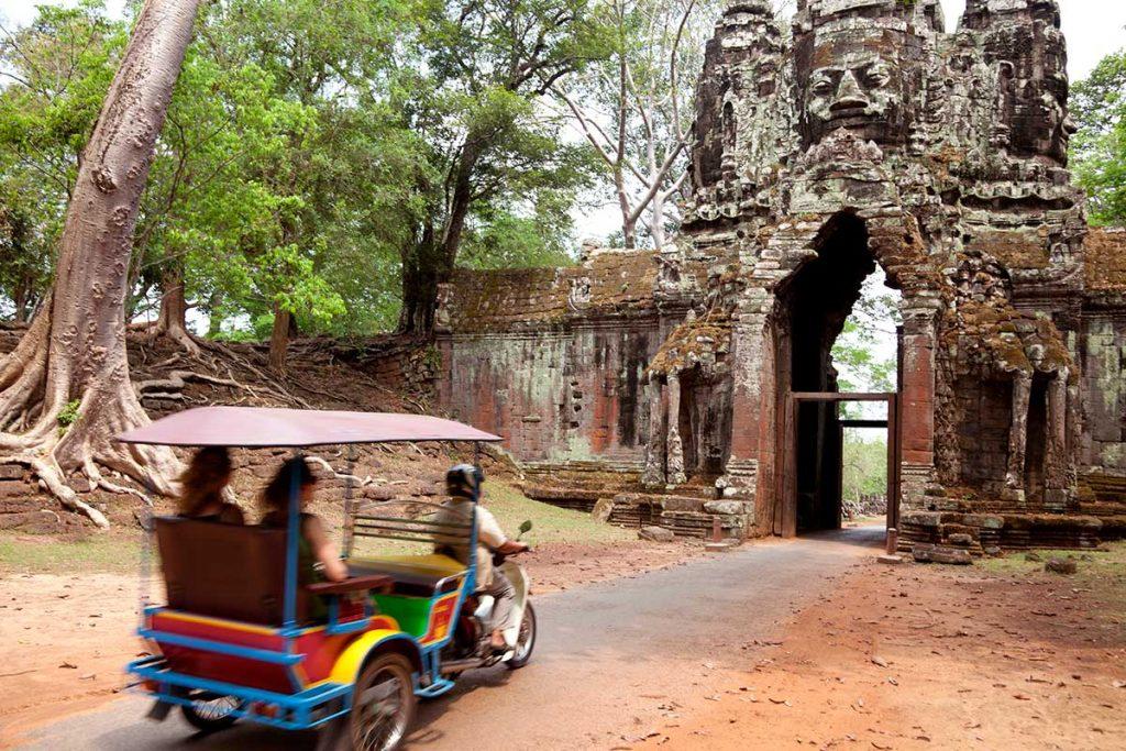 circuits a Angkor
